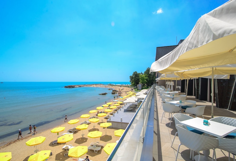 Hotel Nympha All Inclusive - Riviera Holiday Club, Golden Sands, Praia