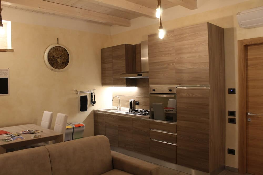 Comfort-Apartment, 1 Schlafzimmer, Erdgeschoss - Wohnbereich