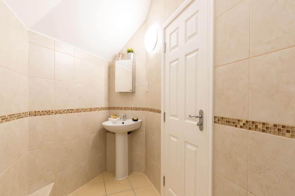 펜트하우스, 전용 욕실, 시내 전망 - 욕실