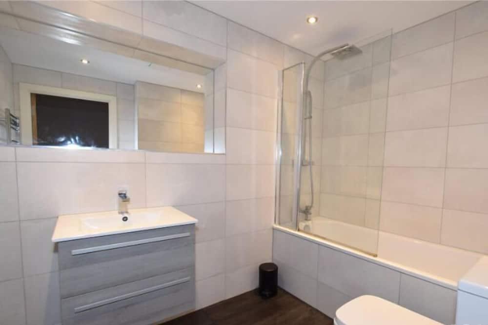 Apartman, 2 bračna kreveta - Kupaonica
