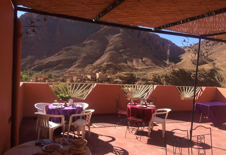 Dar Almanadir Todra - Hostel, Toudgha El Oulia, Outdoor Dining
