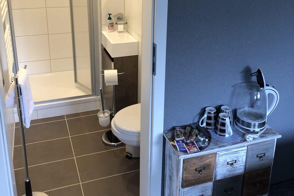 Dvoulůžkový pokoj - Koupelna