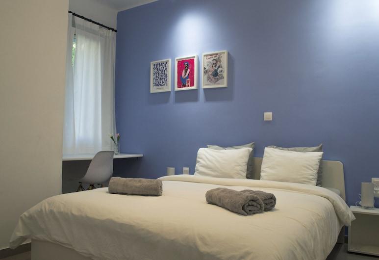 Kyma Apartments Athens Acropolis 3 & 4 & 5, Ateena, Huoneisto, 1 makuuhuone (5), Huone