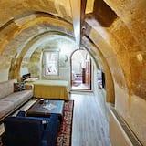 Standardní apartmá - Obývací pokoj