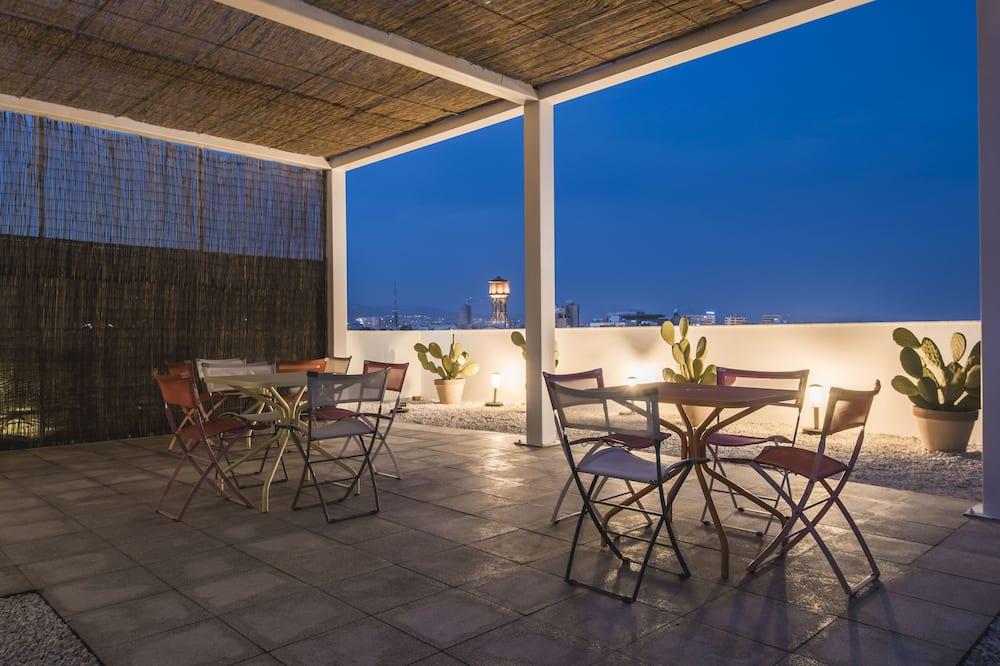 Apartman, s kupaonicom (Kitonas 401) - Pogled s balkona