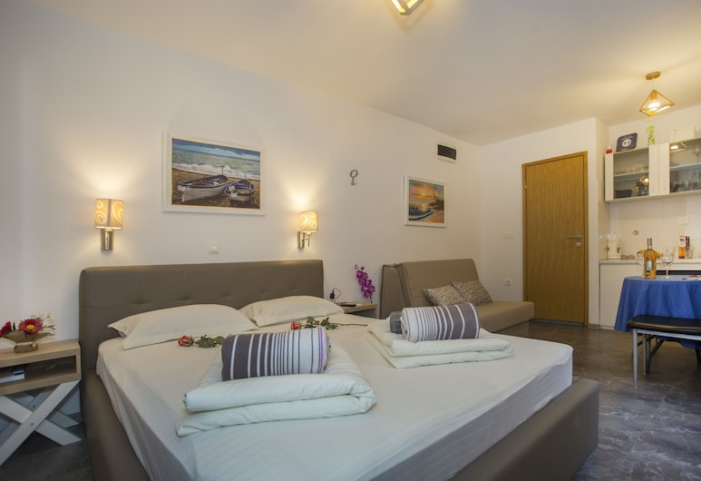 Guesthouse Aleto, Split, Double Room, Guest Room