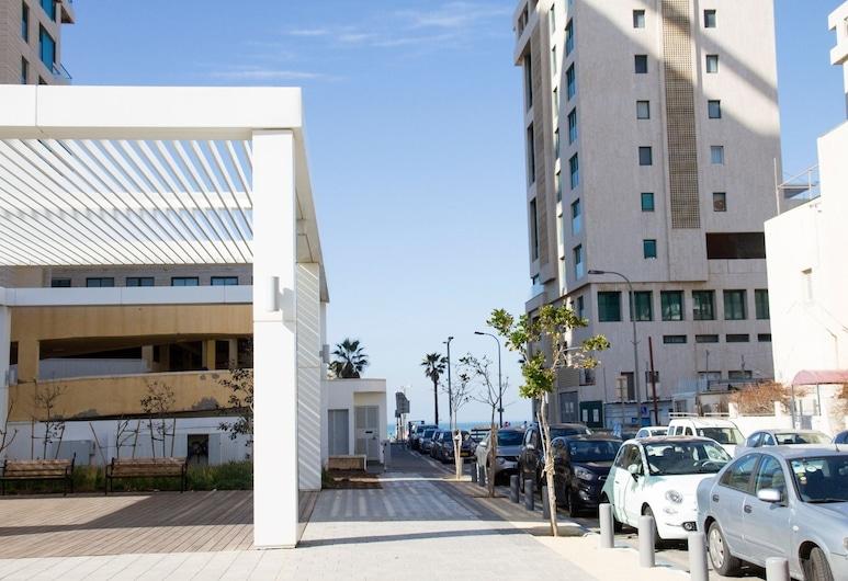 KAV Apartments -HaYarkon St. 30, Tel Aviv, A szálláshely homlokzata