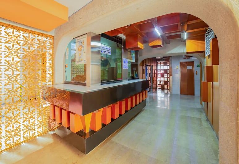 OYO Hotel Antas, Mexiko-Stadt, Rezeption
