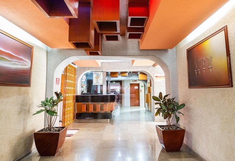 OYO Hotel Antas, Mexico City, Reception