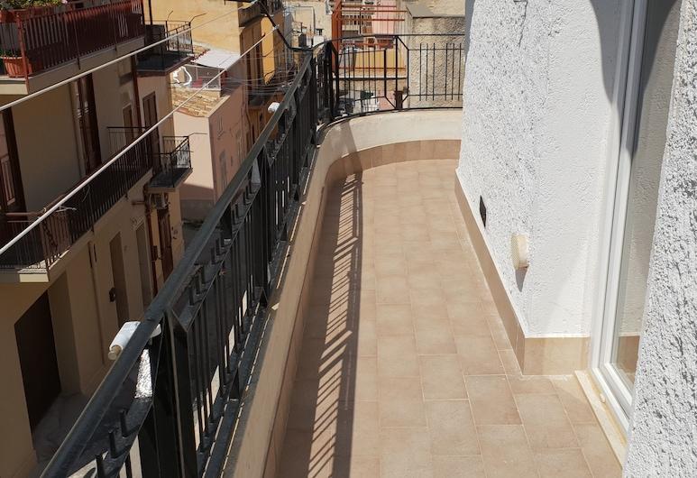 Appartamenti Blu Mare, Castellammare del Golfo, Lägenhet - 1 sovrum - havsutsikt (Zingaro), Balkong
