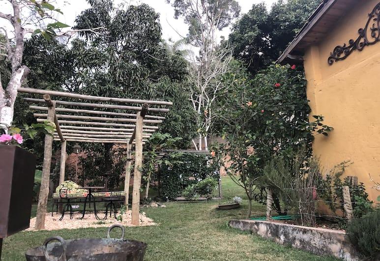 Pousada Vivenda dos Anjos, Tiradentes, Terrace/Patio