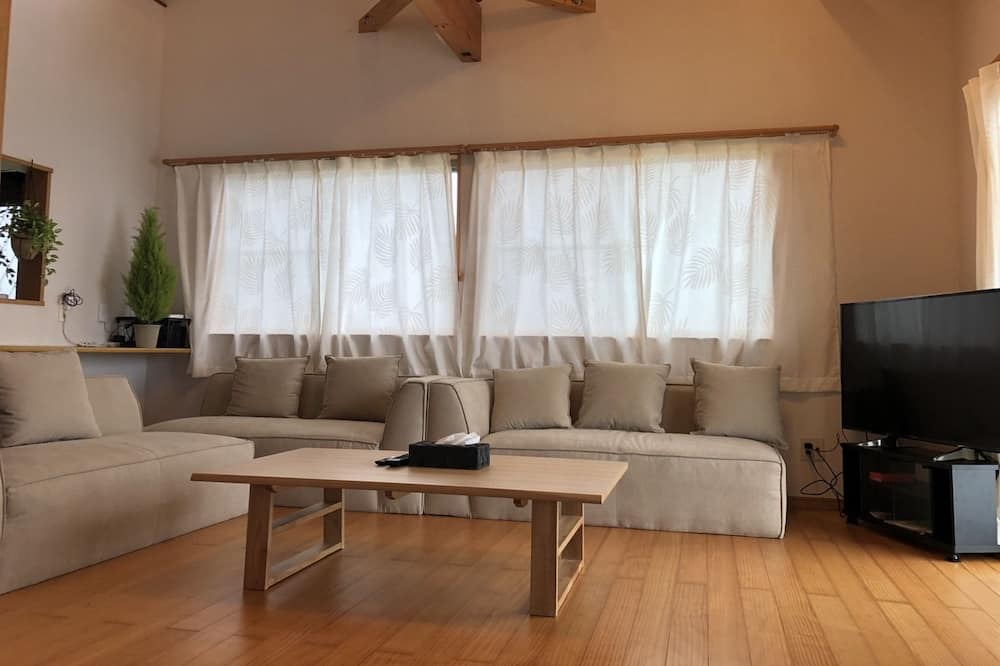 Huis (Private Vacation) - Woonkamer