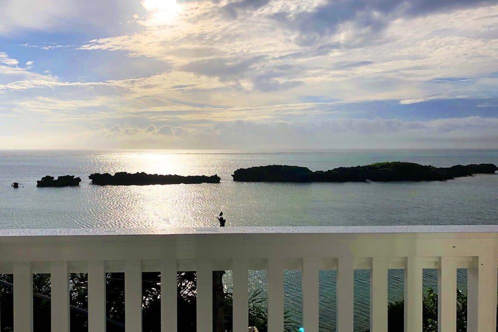 Māja (Private Vacation) - Havajiešu stila veranda