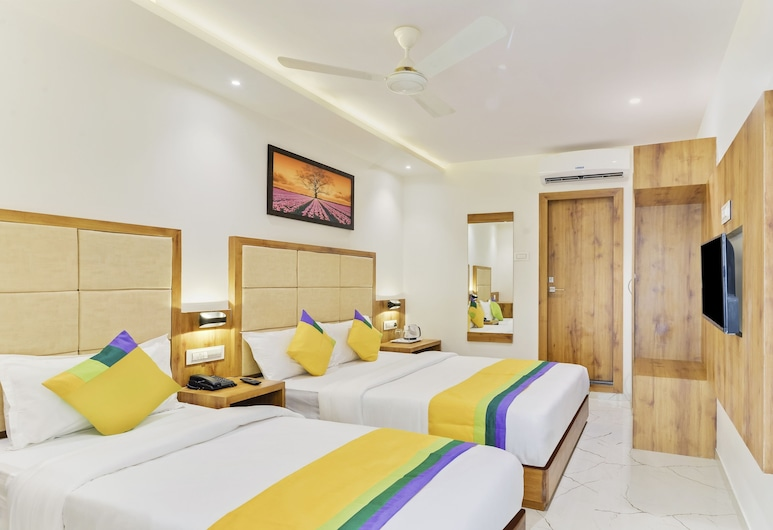 Treebo Trip Golden Cliff, Mumbai, Standardzimmer, Zimmer