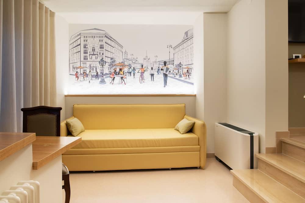 Suite (301) - Oppholdsområde