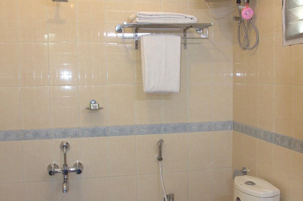 豪華雙人或雙床房, 花園景 - 浴室