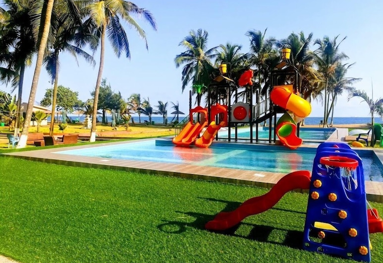里維拉哈馬圖海濱酒店, 洛美, 室外泳池