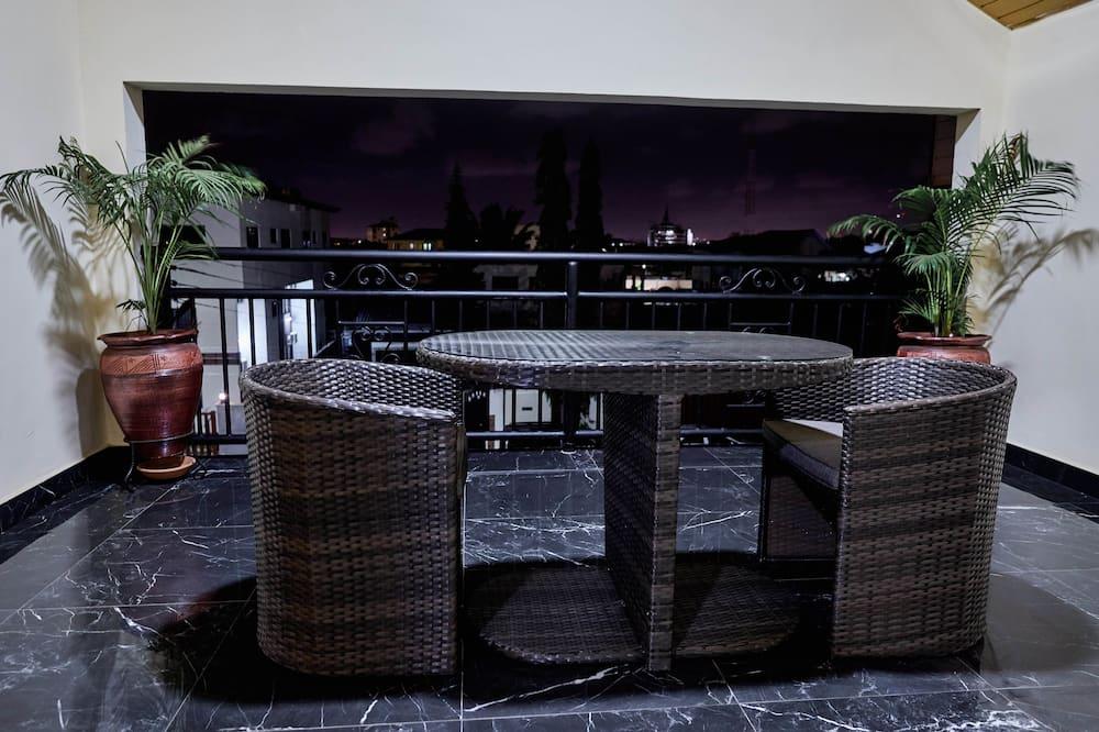 高級套房 - 陽台