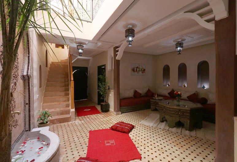 里亞德精英酒店, 馬拉喀什, 大堂