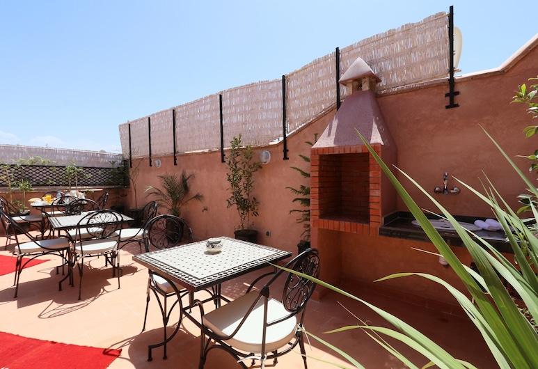 里亞德精英酒店, 馬拉喀什, 陽台