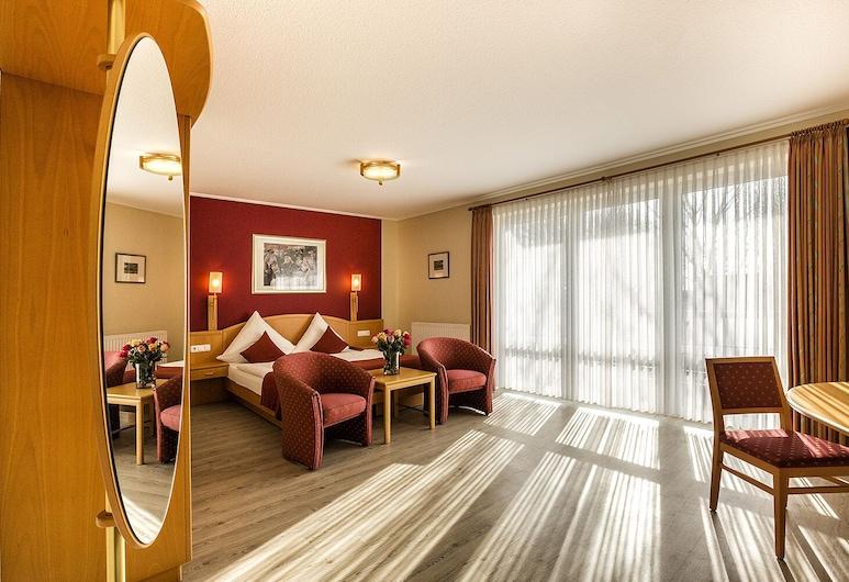 Hotel Neuwarft Dagebüll, Dagebuell, Standaard tweepersoonskamer, Kamer