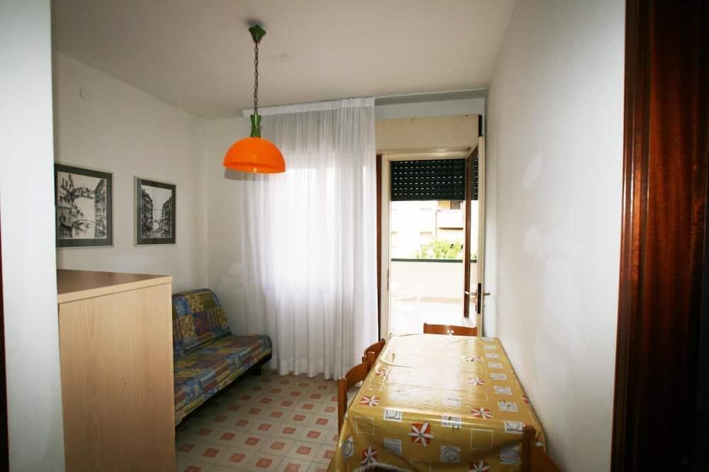 Dzīvokļnumurs, viena guļamistaba - Numura ēdamzona