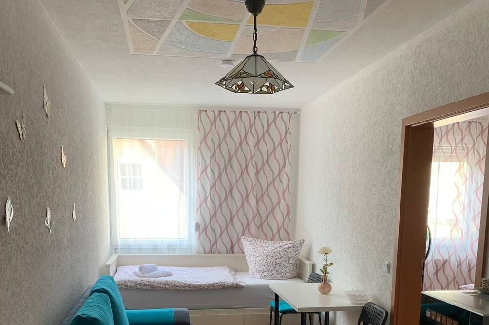 Doppel- oder Zweibettzimmer (5) - Wohnbereich