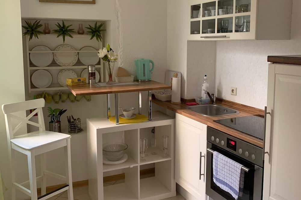 Zweibettzimmer (7 - no shower) - Gemeinschaftsküche