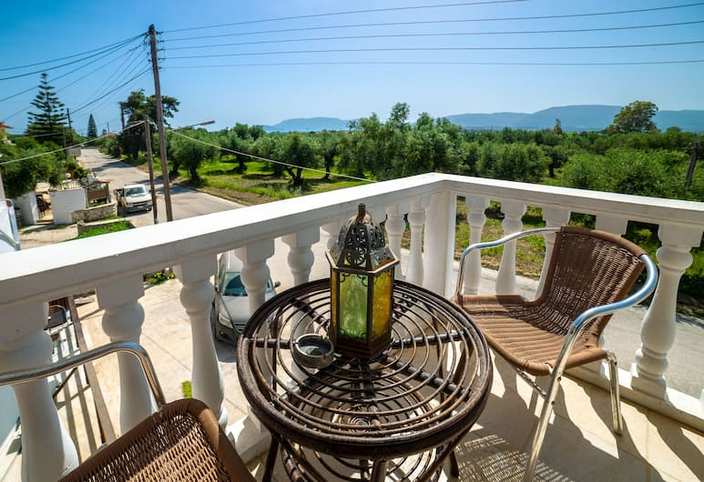Kiritsis Stylish Apartment, Ζάκυνθος, Διαμέρισμα, 3 Υπνοδωμάτια, Μπαλκόνι