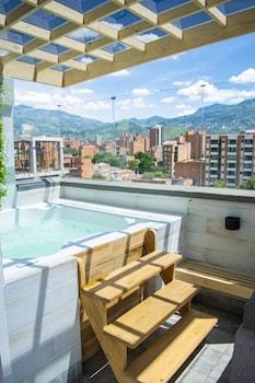 Fotografia do Seven Inn  Hotel em Medellin