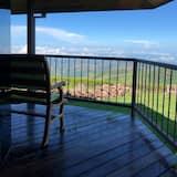 Kamar Deluks, 1 Tempat Tidur King - Pemandangan Balkon