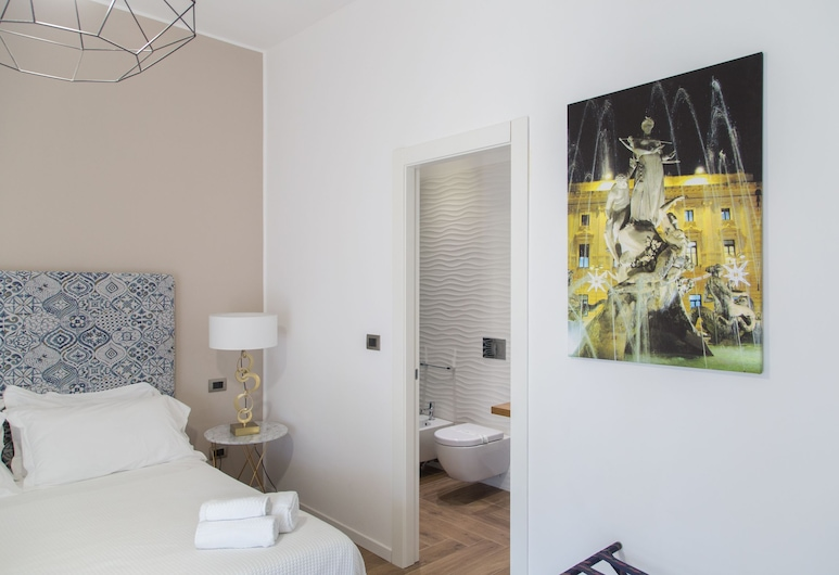 AmaSi Affittacamere, Syracuse, Comfort Double Room, City View, Guest Room