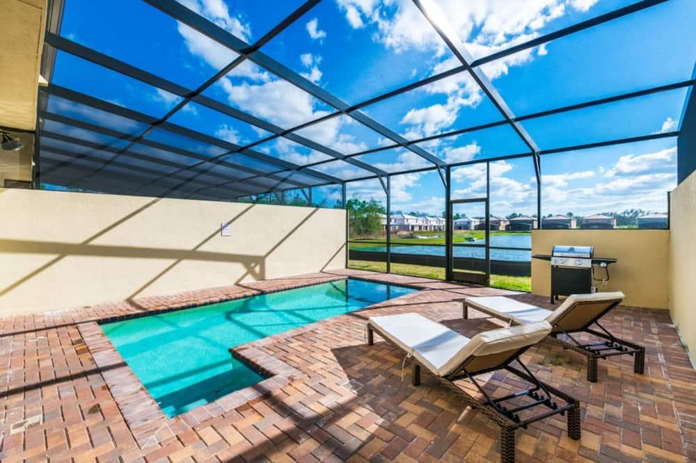 Condo, 5 phòng ngủ - Hồ bơi trong nhà