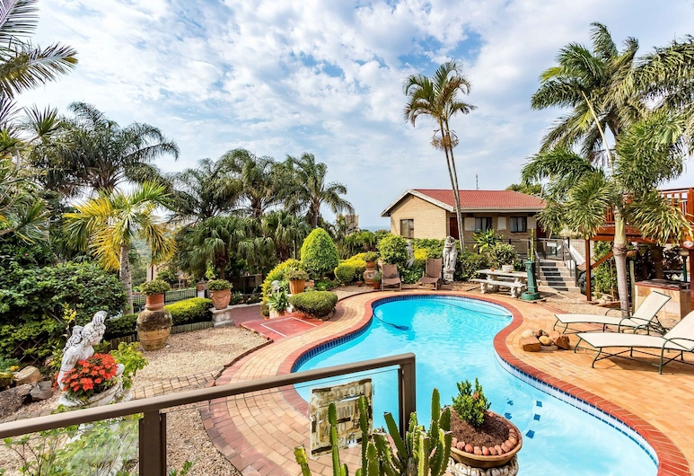 Palm Lodge, Durban, Outdoor Pool