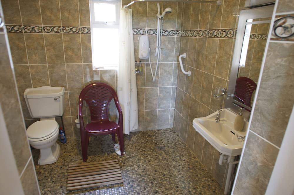 Double Room, 1 Queen Bed, Garden View - Bathroom