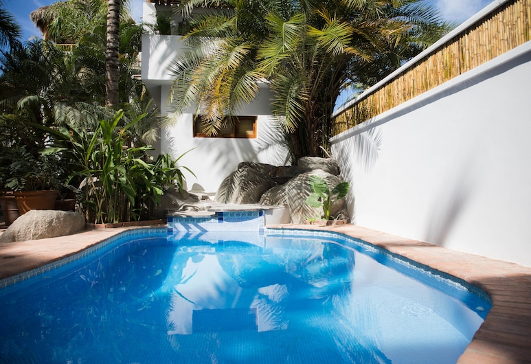 PAL.MAR Hotel Tropical, San Franzisco, Außenpool