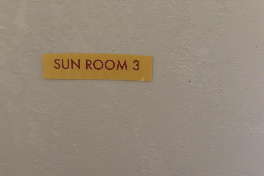 風格共用宿舍 - 客廳
