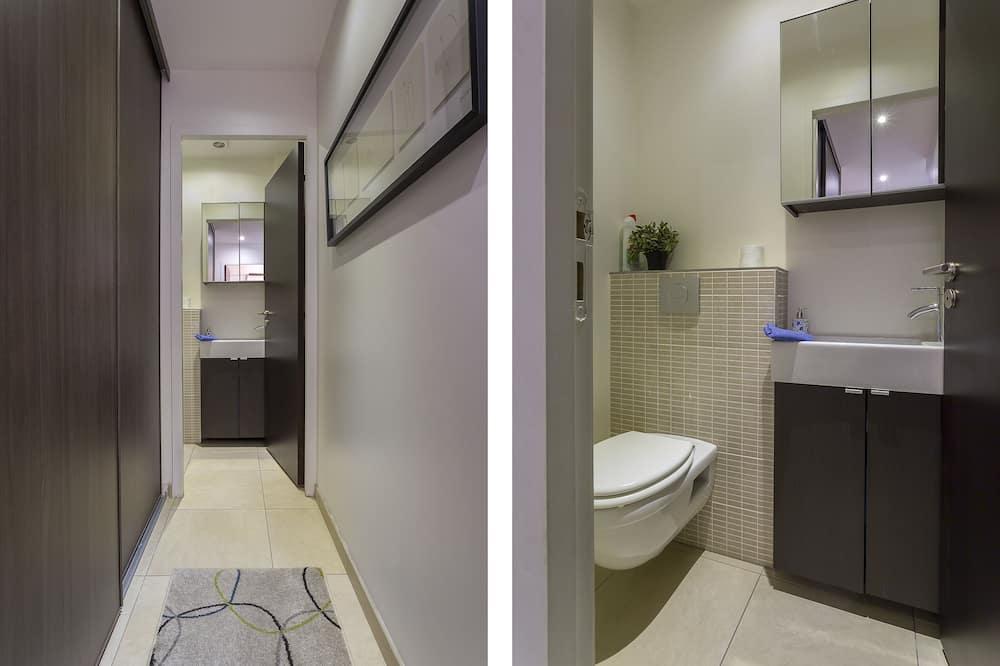 อพาร์ทเมนท์, ห้องน้ำในตัว, วิวเมือง (LE JACQUARD) - ห้องน้ำ