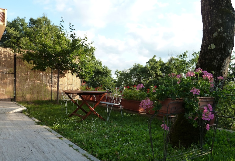 Casa Titty, Rapolano Terme, Jardín