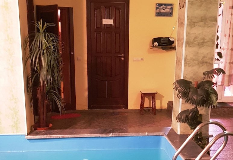 Guest House Galatea, Gelendzhik, Indoor Pool