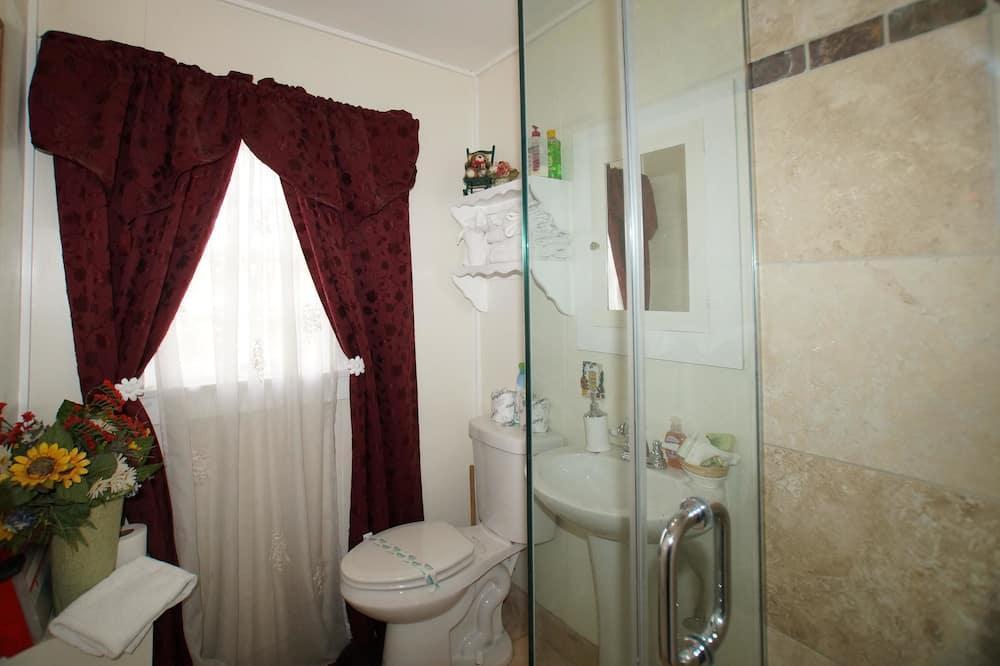 Kuća u prirodi, 2 spavaće sobe - Kupaonica