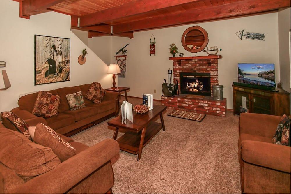 Μικρό Σπίτι, 2 Υπνοδωμάτια - Περιοχή καθιστικού