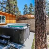 小屋, 4 间卧室 - 私人 SPA 浴缸
