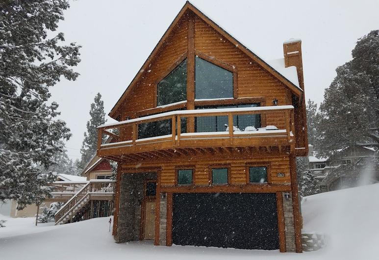 索諾瑪度假屋, 大熊湖, 單棟房屋, 3 間臥室, 住宿正面