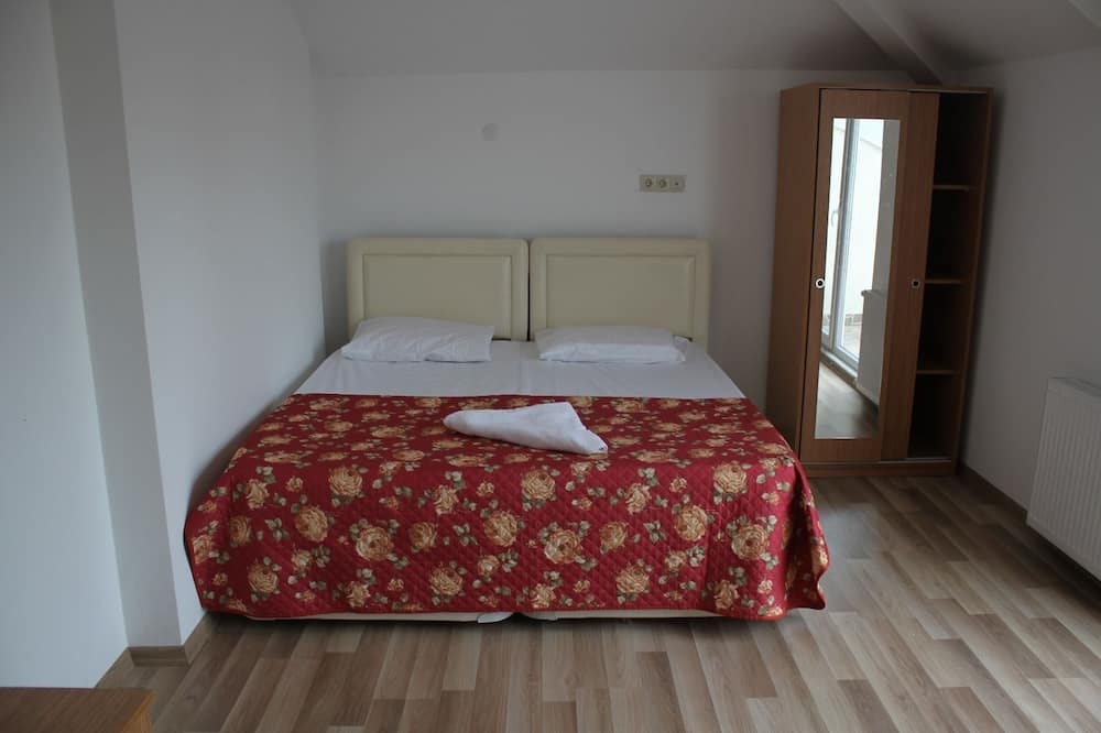 Kaksikerroksinen comfort-huoneisto - Oleskelualue