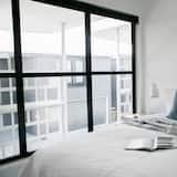 Executive-Villa, 3Schlafzimmer, 2 Bäder, Gartenblick - Ausblick vom Zimmer
