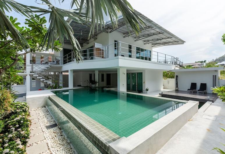 4 Bedroom Modern Pool Villa, Hua Hin