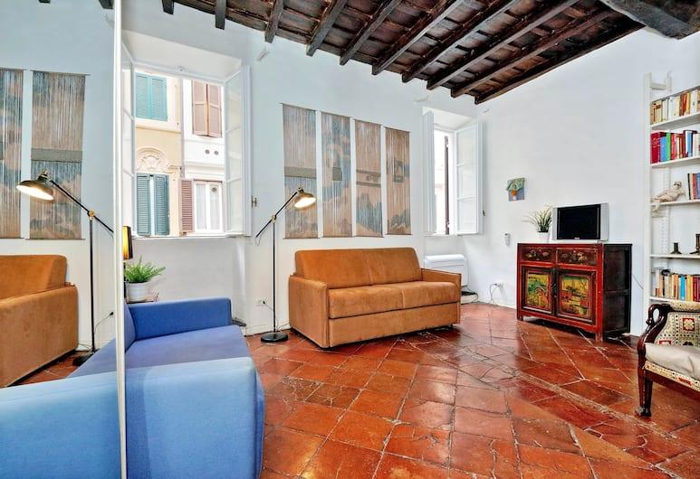 Boschetto Charme - My Extra Home, Рим, Студия, вид на город, Зона гостиной