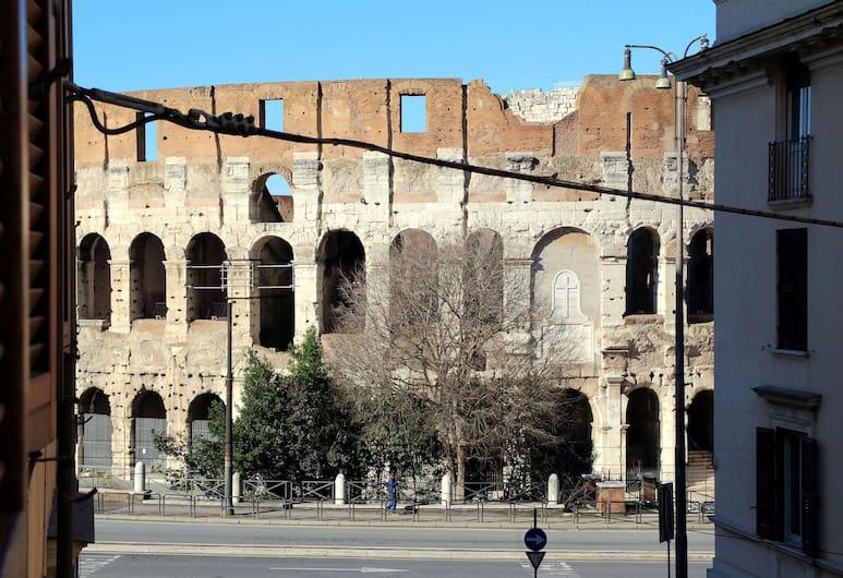 舒適鬥獸場 - 我的家外之家酒店, 羅馬, 全景公寓, 2 間臥室, 城市景, 城市景觀