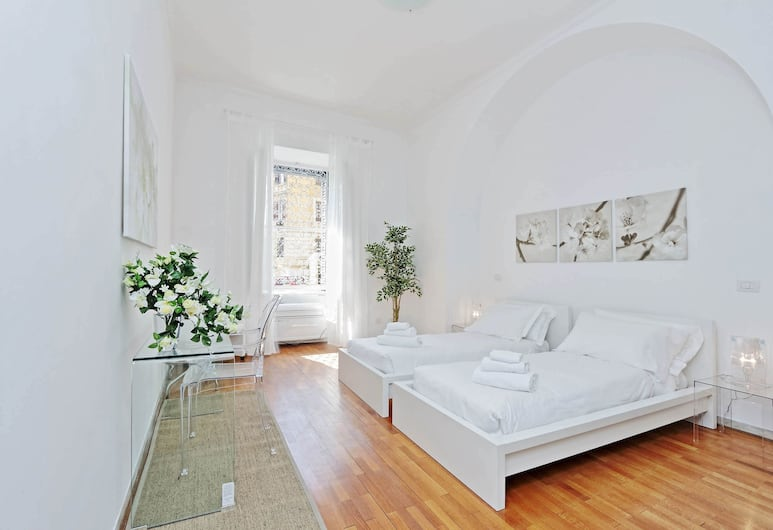 Cozy Domus - My Extra Home, Rome, Apartment, 2 Bedrooms, Room